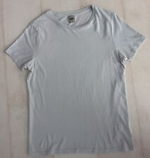 Mens ASOS, pale 'greyish' short sleeved, cotton t-shirt size S