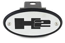 H2 HUMMER Chrome Receiver Hitch Cover USA MADE QUALITY