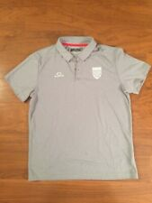 Men's Audimas polo shirt national team and club from Belarus, Size M, Euc.
