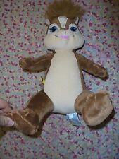 """Alvin and the Chipmunks Brittany Build a Bear plush 13"""" toy stuffed animal cute"""