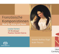 Louise Farrenc : Franzosische Komponistinnen CD (2011) ***NEW*** Amazing Value