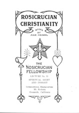 ROSICRUCIAN CHRISTIANITY MAX HEINDEL LECTURE NO. 11 SPIRITUAL SIGHT & INSIGHT