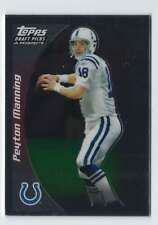 New listing 2005 Topps Draft Picks And Prospects Chrome Peyton Manning #11 146597
