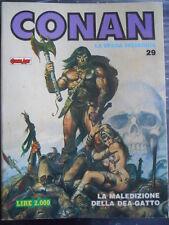 CONAN Il Barbaro n°29 1989 ed. Comic Art   [G331]