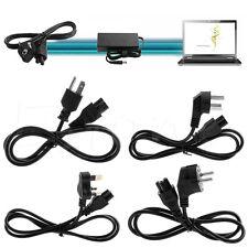 US/UK/EU/AU Plug 3-Pin AC Power Cord Cable For Lenovo ThinkPad IBM Dell Laptop