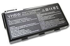 Batteria 4400mAh 11.1V per MSI CR610, CR620, CR630, CR700, CX500, CX600