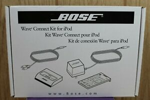 Bose Wave Music System Connect Kit for iPod Docking Station - 120V North America