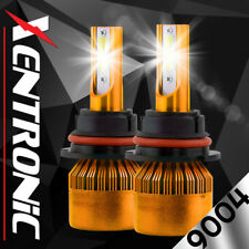 2x 9004 HB1 LED Headlight Kit Bulb for Dodge Ram 1500 2500 High Low Beam Light