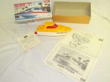 The Merry One Cabin Cruiser-Mint Original In Box-No Reserve-