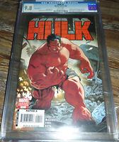 Hulk #1 CGC 9.8 Marvel Comics 1st App Red Hulk (2008) Daniel Acuna 1:20 Variant