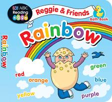 ABC Reading Eggs - Reggie & Friends Bath Books - RAINBOW