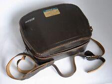 Vintage 1960s Nikon Nippon Kogaku collectors leather system case