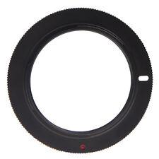 2018 cfly 889 M42 Lente Anillo Adaptador para Nikon D700 D300 D5000 D90 D80 D70 Negro