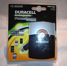 Duracell Powerhouse USB Charger w/Lithium ion battery Compact Charger 1 Unit