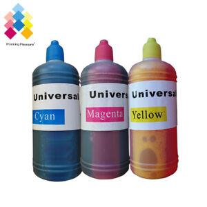 Lot 100ml Universal Printer Refill Ink Bottle Non-oem For Epson Printer