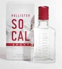 Hollister so Cal Sport Eau De Cologne 50ml