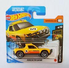 Hot Wheels 1/64 3 inch Porsche 914 Safari