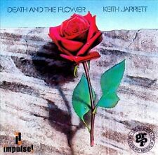 "KEITH JARRETT ""Death And The Flower"" CD! BRAND NEW! STILL SEALED!!"