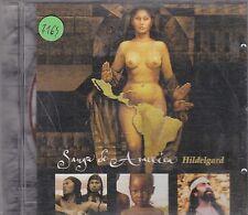 SANGRE DE AMERICA - hildelgard CD