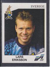 Panini - Euro 92 - # 19 Lars Eriksson - Sverige