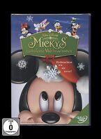 DVD WALT DISNEY - MICKYS TURBULENTE WEIHNACHTSZEIT (Micky Maus Weihanchten) *NEU