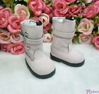 Mimi Collection Yo-SD 1/6 bjd Dollfie Leeke Doll Shoes Velvet Buckle Boots Pink