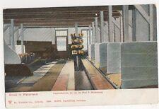 Netherlands, Broek in Waterland, Kaasmakerijen Postcard, B147