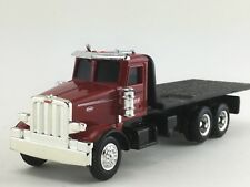 1/64 ERTL CASE IH PETERBILT 367 DEALER FLATBED