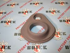 1940 Buick Special & Century Brown Steering Column Firewall Jacket | Floor