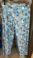 Disney Parks BIRDS OF A FEATHER Leggings Hei Hei Scuttle Penguin XS S M L XL XXL