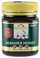 Nelson Miele Manuka Miele Oro, mg200+ - 250g