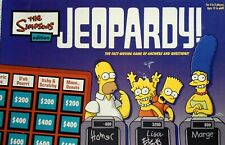 JEOPARDY! The Simpsons Edition Age 12+ 3-5 Players