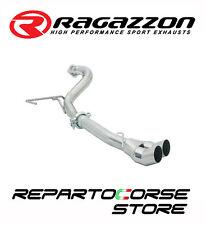 RAGAZZON SCARICO TERM. TONDO DTM  ALFA ROMEO GTV 916 SPIDER 2.0 16V 110kW 150CV