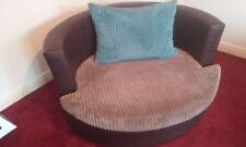 U shaped Cuddle Chair Sofas