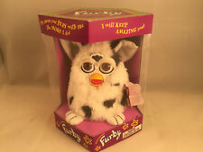 Last Ones! First Run Dalmatian Furby White w/ Black Spots Absolutely Mint!