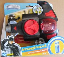 IMAGINEXT DC Super Friends BLACK MANTA & SUB ~ Fisher-Price ~ NIP