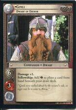 Lord Of The Rings CCG FotR Card 1.U12 Gimli Dwarf Of Erebor