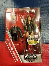 Mattel WWE Elite Series #50 RAW Stephanie McMahon Action Figure 2016