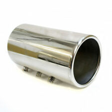 Exhaust Tip Trim Pipe Tail Muffler For Audi TT A1 A2 A3 A4 A5 A6 A7 A8 Q3 Q5 Q7