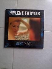 original vinyle 33 t  mylene farmer bleu noir  neuf