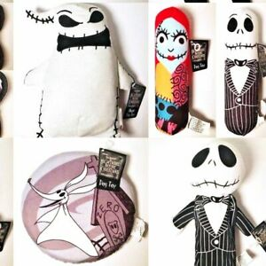 The Nightmare Before Christmas Disney Jack Skellington Dog Toy Squeaky % New