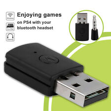 Bluetooth Dongle 4.0 USB Bluetooth Adapter Receiver For PS4 Controller ConsoleFY