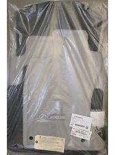 Lexus Genuine GS300 GS350 Carpet Floor Mat Set Light Gray 2006-2011 AWD NEW