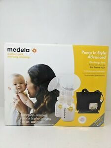 OPEN Medela Pump in Style Advanced Breast Pump with Tote, Double Electric Breast