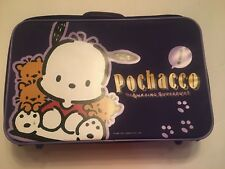 Sanrio Pochacco Puppy Dog Kids Vintage Suitcase Purple Vintage