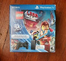 Sony PlayStation Tv The Lego Movie video game Bundle.
