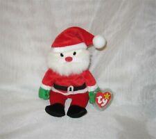 Ty Beanie Baby Santa Stuffed Plush 171B