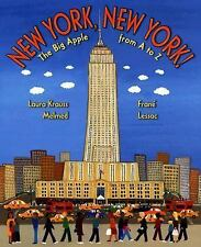 New York, New York!: The Big Apple from A to Z-ExLibrary