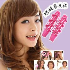 2Pcs Curlers Curling Hair Styling Tools Hair Accessories Curls Rollers