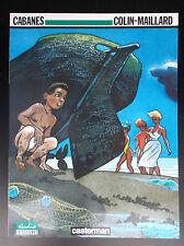 Cabanes Colin Maillard EO 1989 TRES TRES BON ETAT